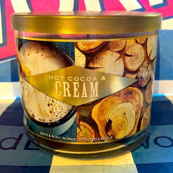 B&BW Hot Cocoa & Cream Candle